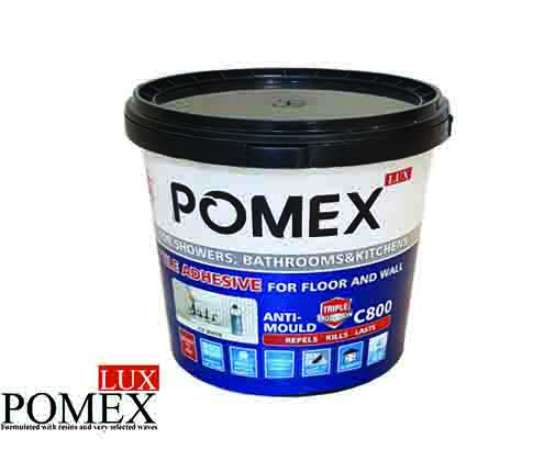 | Anti-acid Adhesive | Waterproof Nano Solution | Pomex